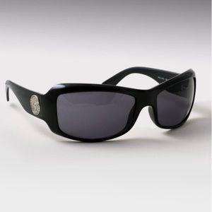 Versace Medusa black sunglasses
